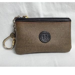 Authentic Preowned Fendi Coin Purse